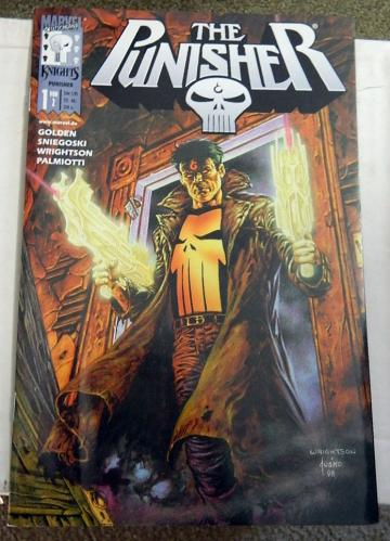 Marvel Knights Punisher #1 - Germany