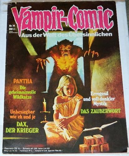 "Vampus Nr.14German - Apr 1975""Cool Air"""