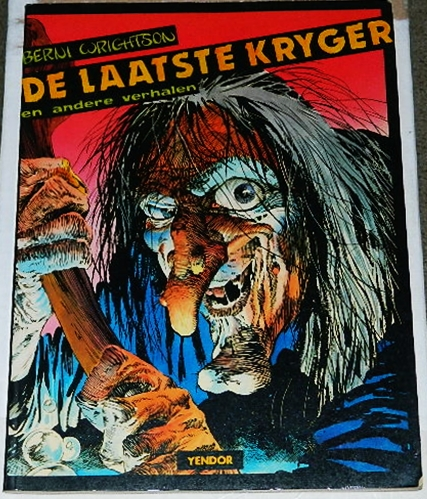 "Der Laatste KrygerNetherlands - 1980cover,""Last Hunter"", ""Feed It"", ""They Just Fade Away"", ""Ain't She Sweet"", ""Out on a Limb"", ""Uncle Bill's Barrel"", King of the Mountain, Man"", "" Mother Toad"""