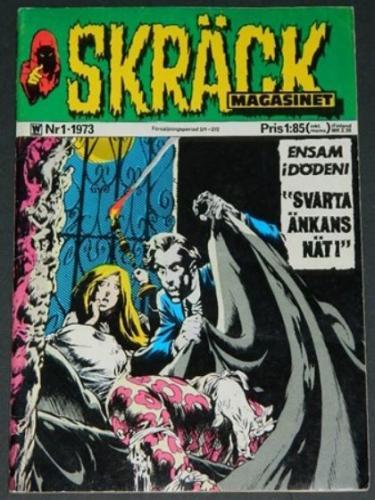 Skrack #1Sweden - 1973cover