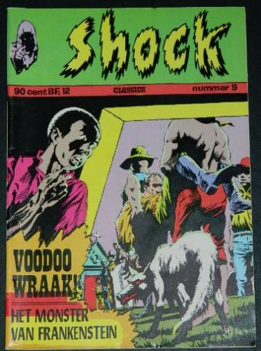 Shock #9Holland - 1973cover