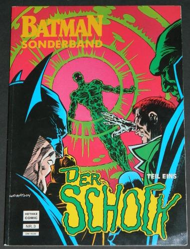 The WeirdGermany Part 1&2Magazine size Graphic Novel