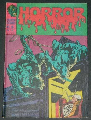 Horror #35German - 1975cover