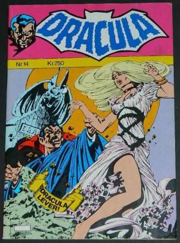 Dracula #43Denmark - cover