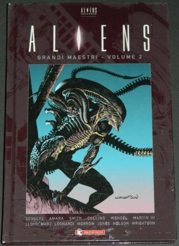 Aliens Volume 2Italy - hard coverreprints DH Aliens #2