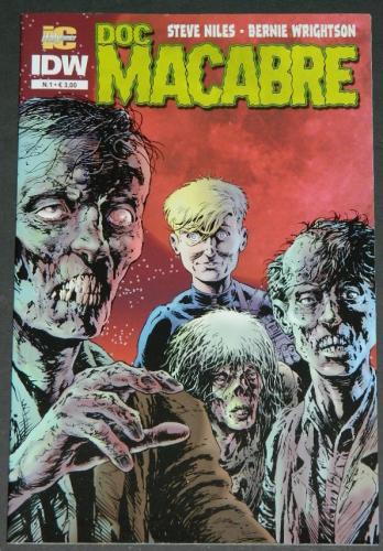 Doc Macabre #1Italy