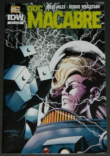 Doc Macabre #2Italy