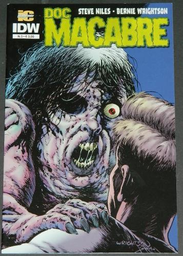 Doc Macabre #3Italy