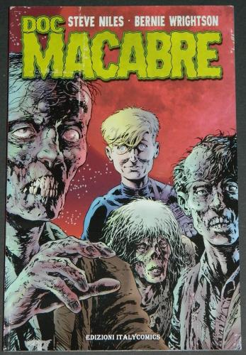 Doc MacabreItalyGraphic Novel