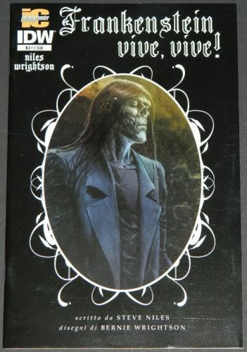 Frankenstein Alive,Alive #3Italy