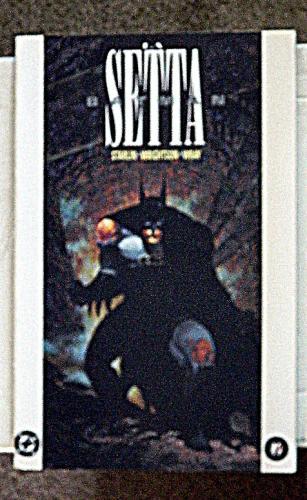 Batman - The CultItaly - Graphic Novel