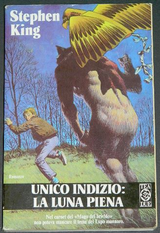 Cycle of the WerewolfItaly - 1991paperback