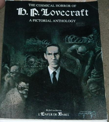 "The Cosmical Horror of H.P. LovecraftItaly - soft cover""Cool Air"""