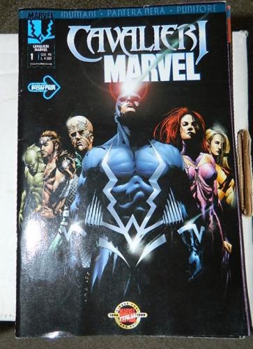 Marvel KnightsItalyPunisher #1