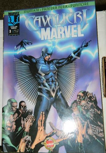 Marvel KnightsItalyPunisher #3