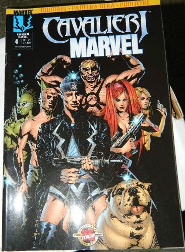 Marvel KnightsItalyPunisher #4