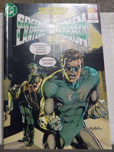 Green Lantern/Green Arrow #84Italy - Graphic Novel