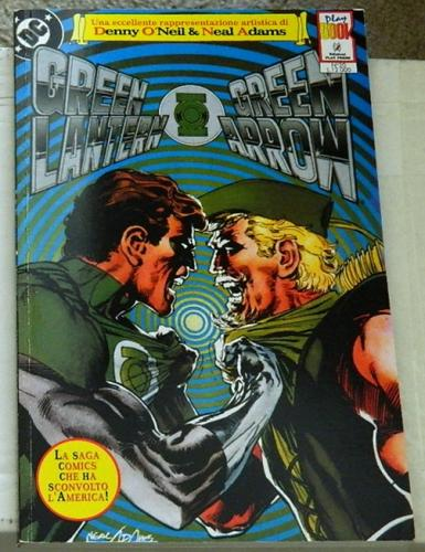 Green Lantern/Green Arrow #84,#20,#82Italy - Graphic Novel