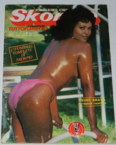 "SkorpioItaly - Jan. 1981""The Laughing Man"""
