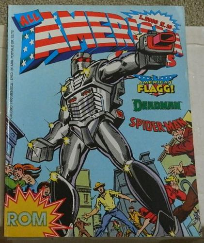 All American Comics #10Italy - Hooky part 2