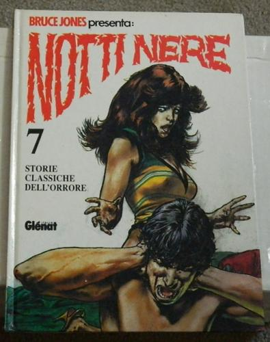 "Notti NereItaly - 1990 hard cover""Egg in Your Beer"""