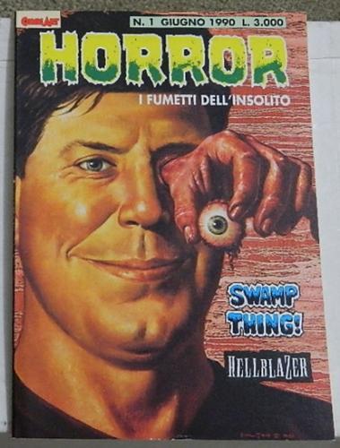 Horror #1Italy - Swamp Thing #1