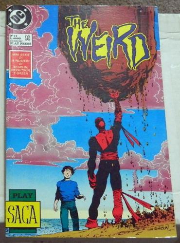 The Weird #12Italy