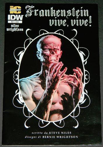 Frankenstein Alive,Alive #2Italy