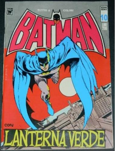 "Batman #10Italy - 11/72includes ""Perils in Plastic"""