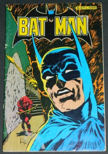 Batman #57Italy - 9/1980