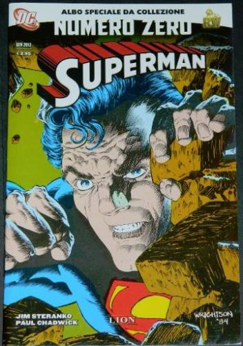 "Superman Numero ZeroItaly - 2012cover, ""Christmas wth Super Heroes"", Action Comics #900"