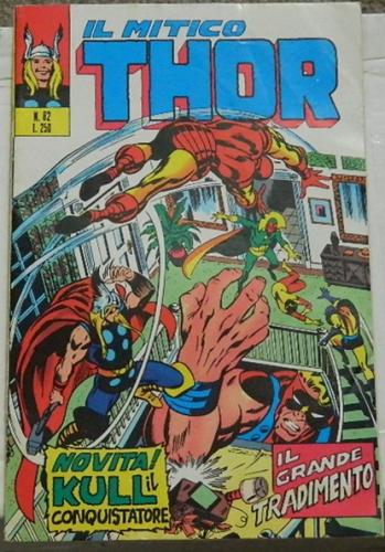 Thor #82Italy - Kull #10