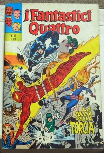 Fantastic Four #97Italy - Sub-Mariner #36