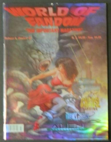World of Fandom Vol.2 #30Fall 1997 prism cover
