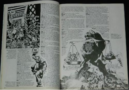 Comic Book Artist #24National Lampoon article