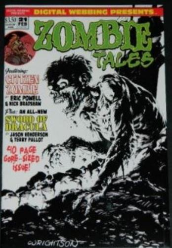 Zombie Tales #212/05 cover