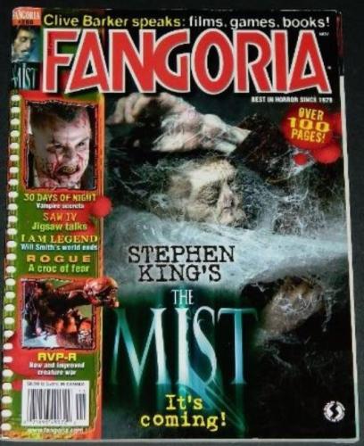 "Fangoria #26811/07 ""The Mist"""