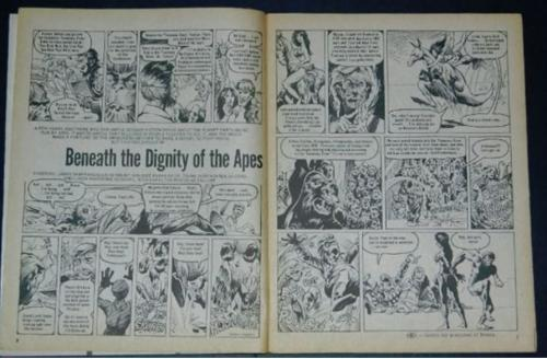 "Blast #1""Beneath the Planet of the Apes"" w/ Marv Wolfman"