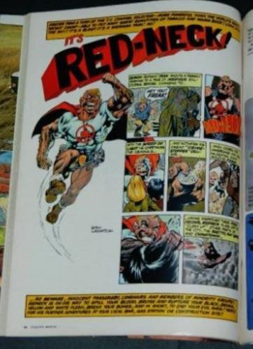 """Esquire""""Redneck"""""""