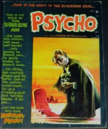 Psych #911/72 Nightmare #10 ad