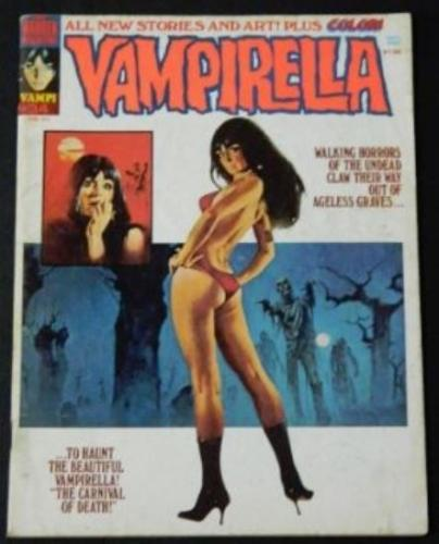 "Vampirella #346/74 ""Coldcuts"""