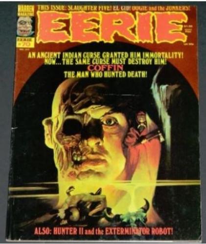 Eerie #7011/75 Frontis