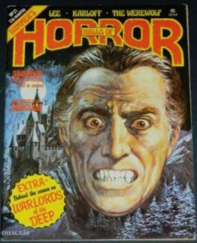 "Hammer's Halls of Horror #216/78 ""One Too Many"""