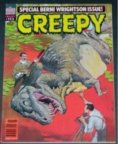 Creepy #11311/79 cover, all content