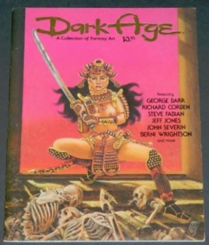 Dark Age1982 3 illustrations