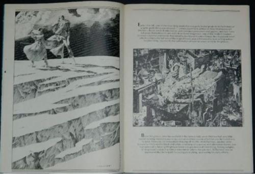 Epic Illustrated8pgs. Frankenstein