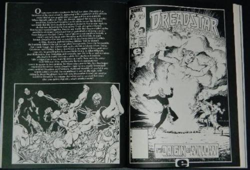 Epic Illustrated7pgs. Dreadstar