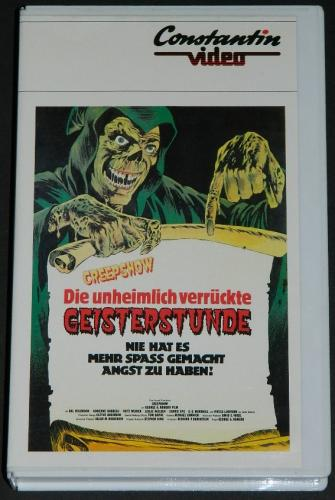 Creepshow VHSGermany