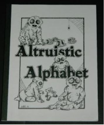 Altruistic Alphabet2001 Dark Delicacies