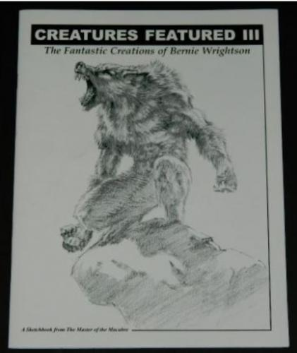 Creatures Featured III2002 Fan Club edition